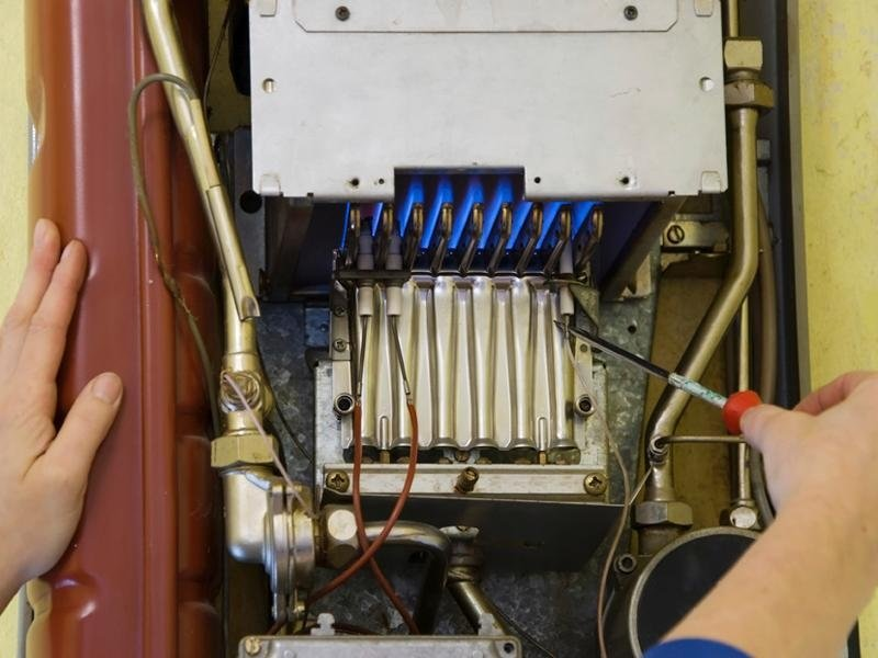 controllo emissioni gas