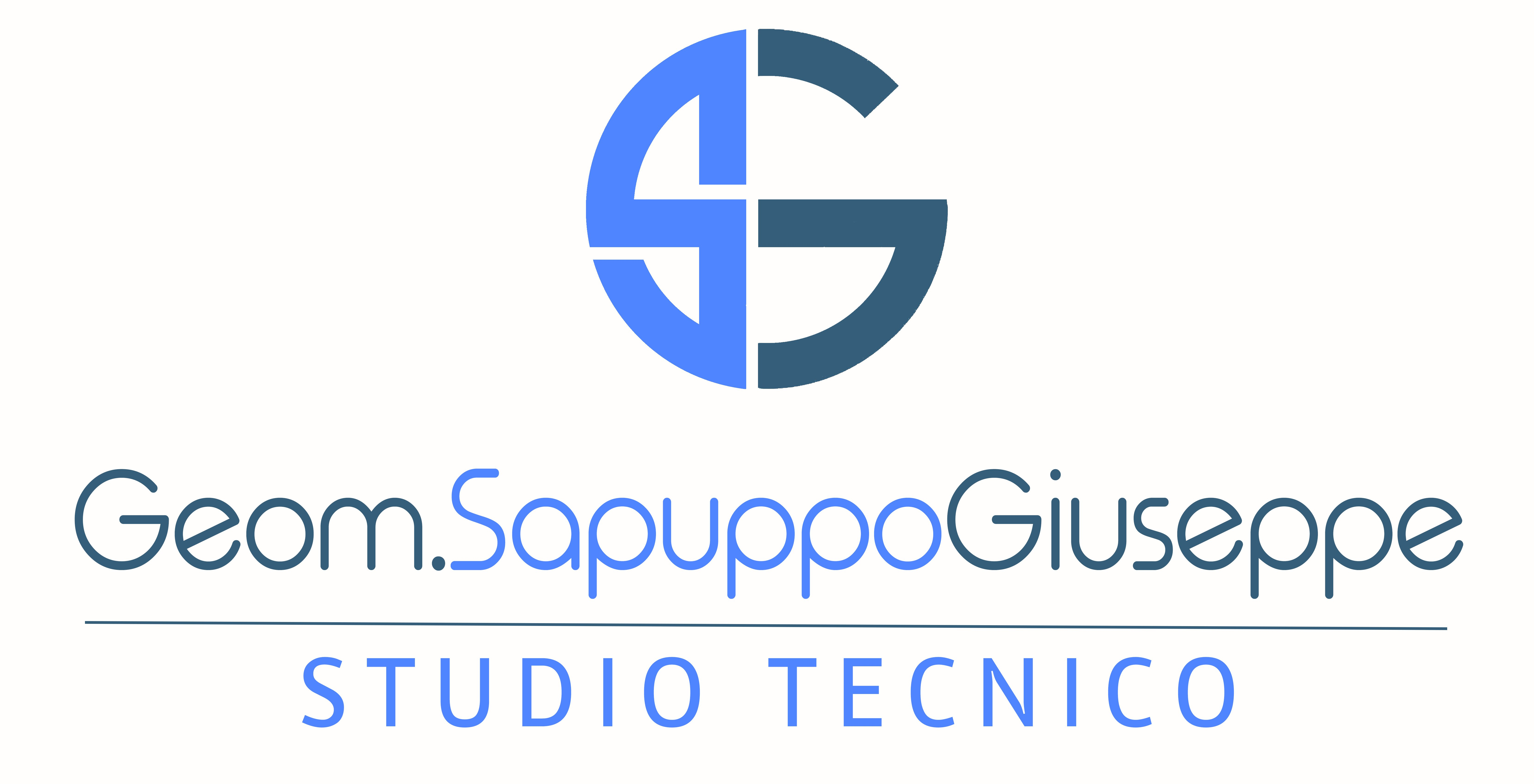 geom, sapuppo giuseppe logo