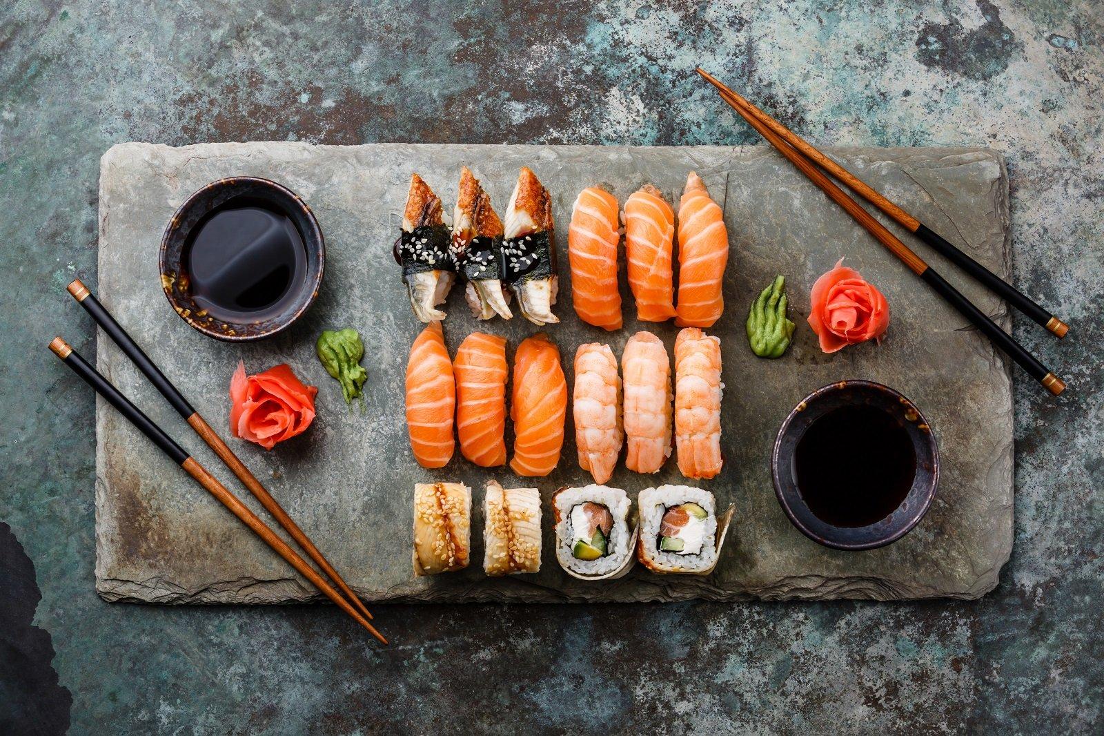 Kikko Sushi restaurant a Roncadelle Brescia