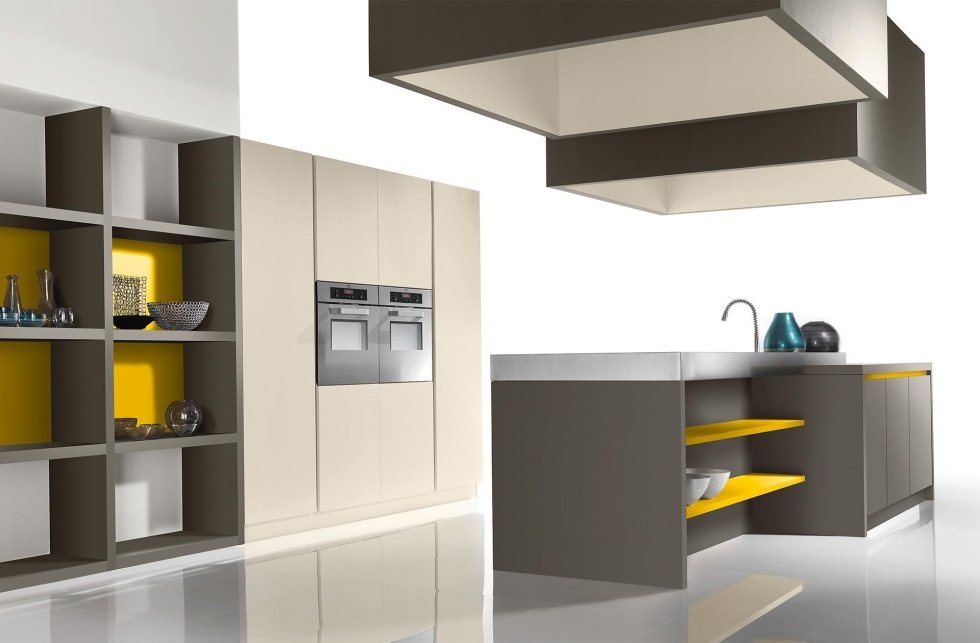 cucine Astra modello K18 system
