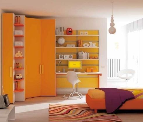 camerette moderne, Mariani Mobili