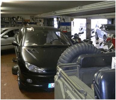 centro assistenza per auto