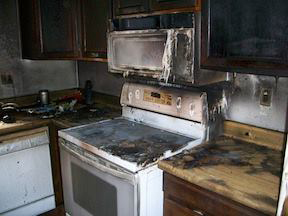 Smoke & Fire Damage Cleanup in Houston, TX