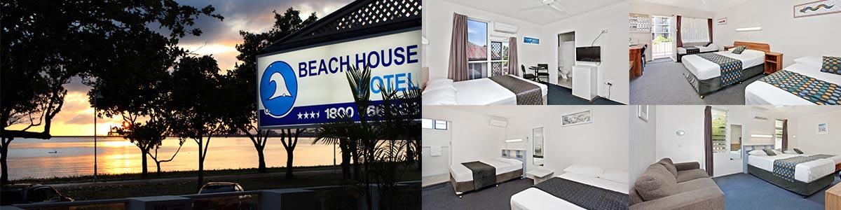 beach house motel room types