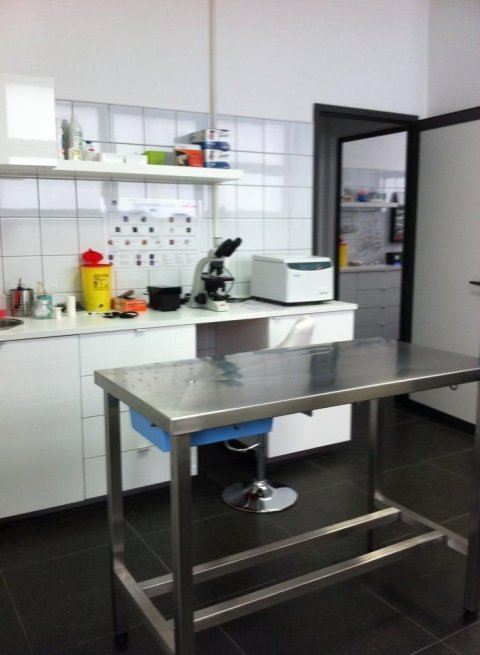 interno laboratorio