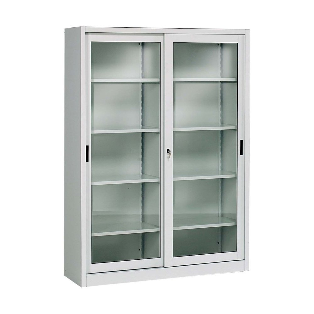 Armadi metallici per ufficio napoli c i f e m for Porte scorrevoli in vetro napoli