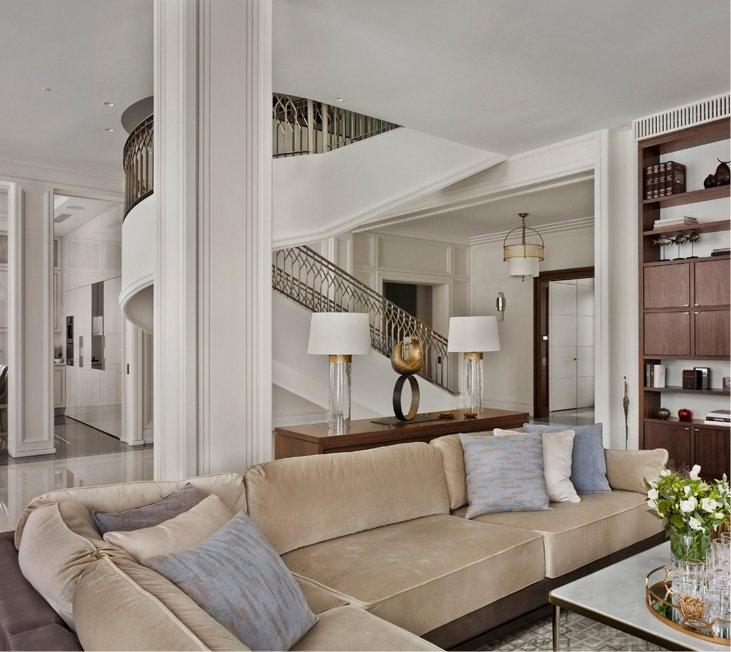Beautiful classic living room