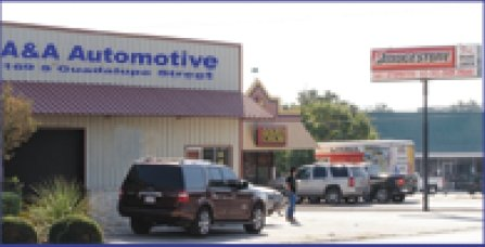 brake repair shop in San Marcos, TX