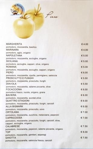 ristorante cucina mediterranea Milano