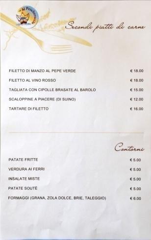 ristorante di pesce Milano