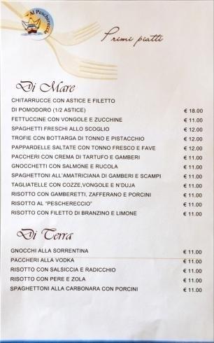 pizzeria tradizionale Milano