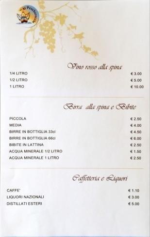 ristorante cucina siciliana Milano