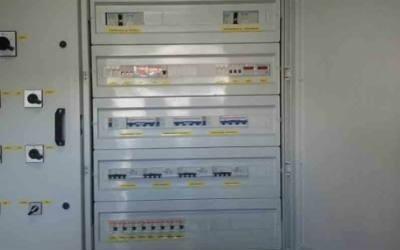 produzione quadro comandi elettrico Bari