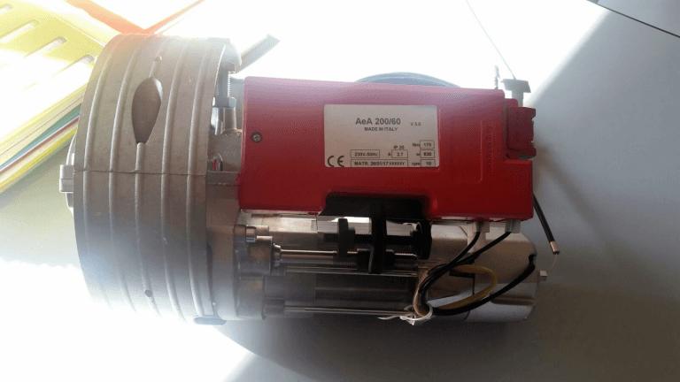 motori saracinesche