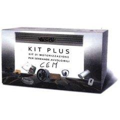 kit motorizzazione serrande