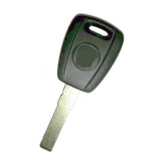 chiave con transponder per modelli auto fiat