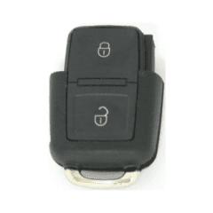 Guscio 2 tasti per chiavi con radiocomando Volkswagen