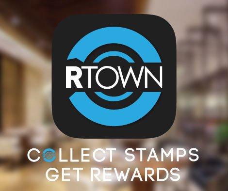 RTown loyalty widget