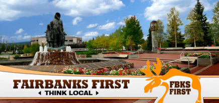 Fairbanks First - Think Local image
