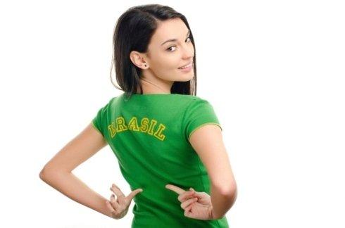 Maglietta Brasil