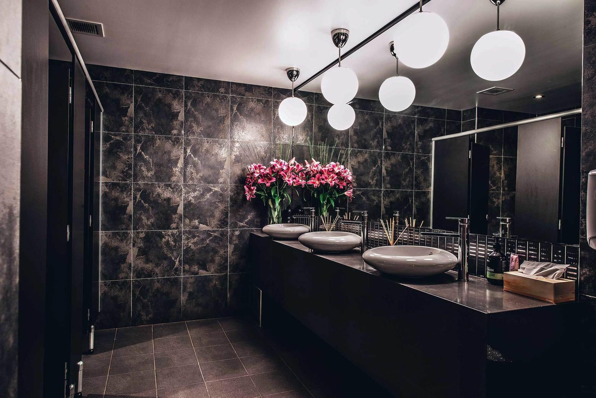 Chop 'n Chill Restaurant Customers Toilet / Restroom