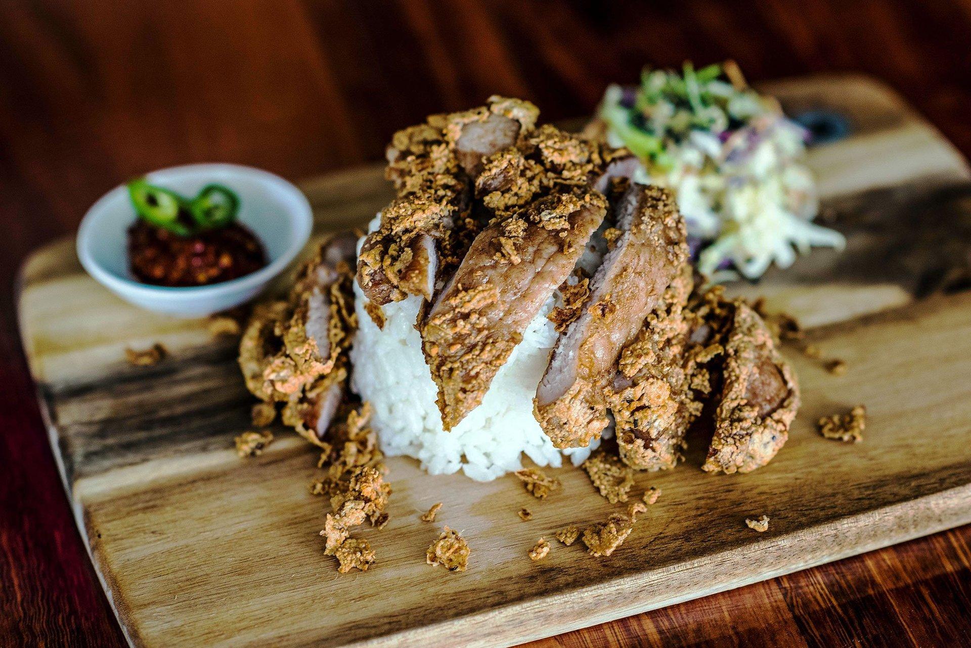Chop 'n Chill Restaurant Delicious Food