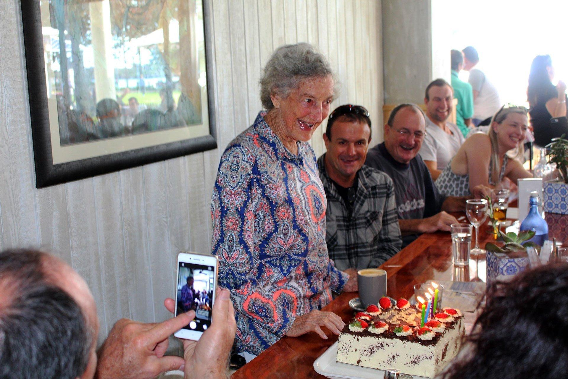 Chop 'n Chill Restaurant Customers Birthday Party