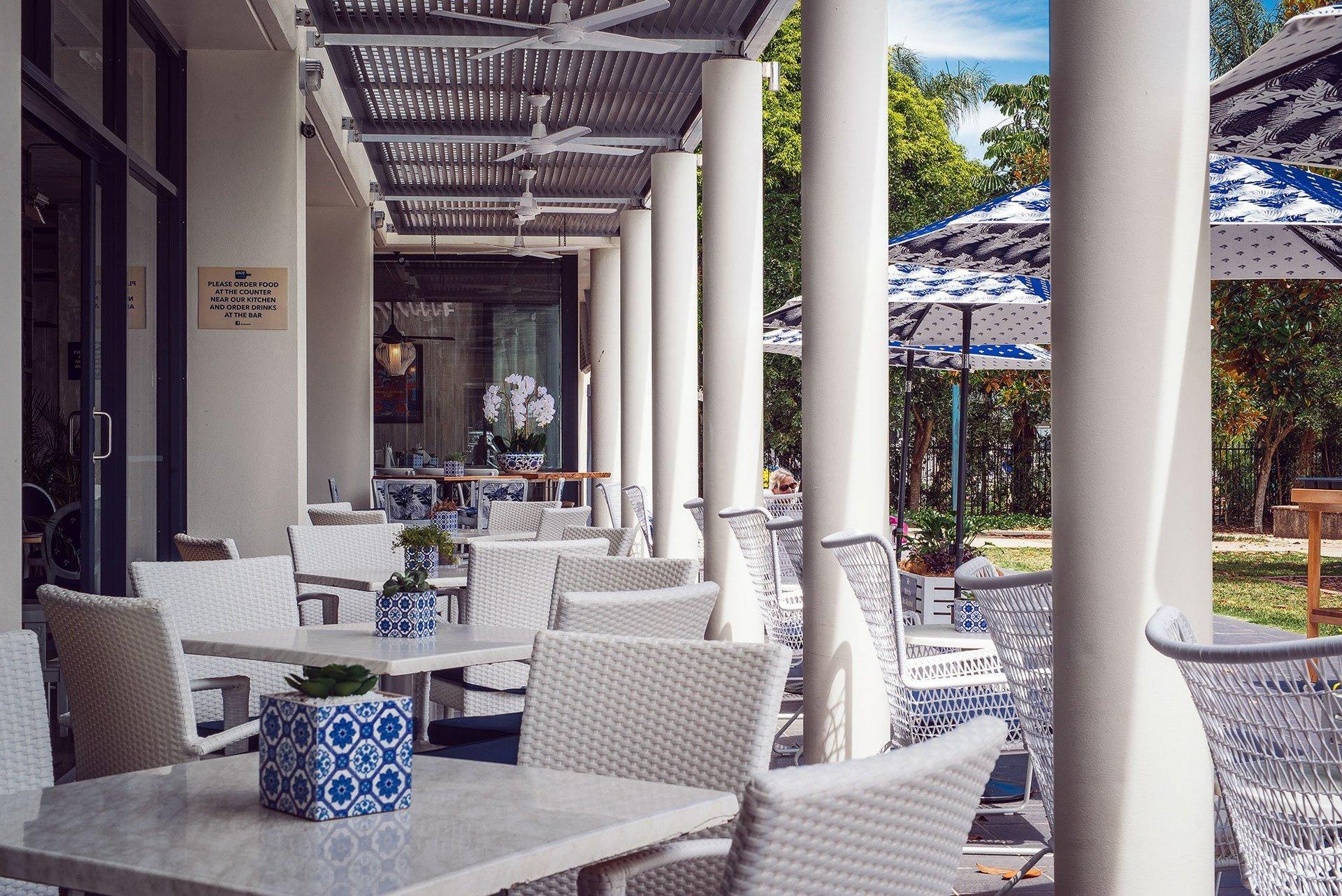 Chop 'n Chill Restaurant Outdoor View