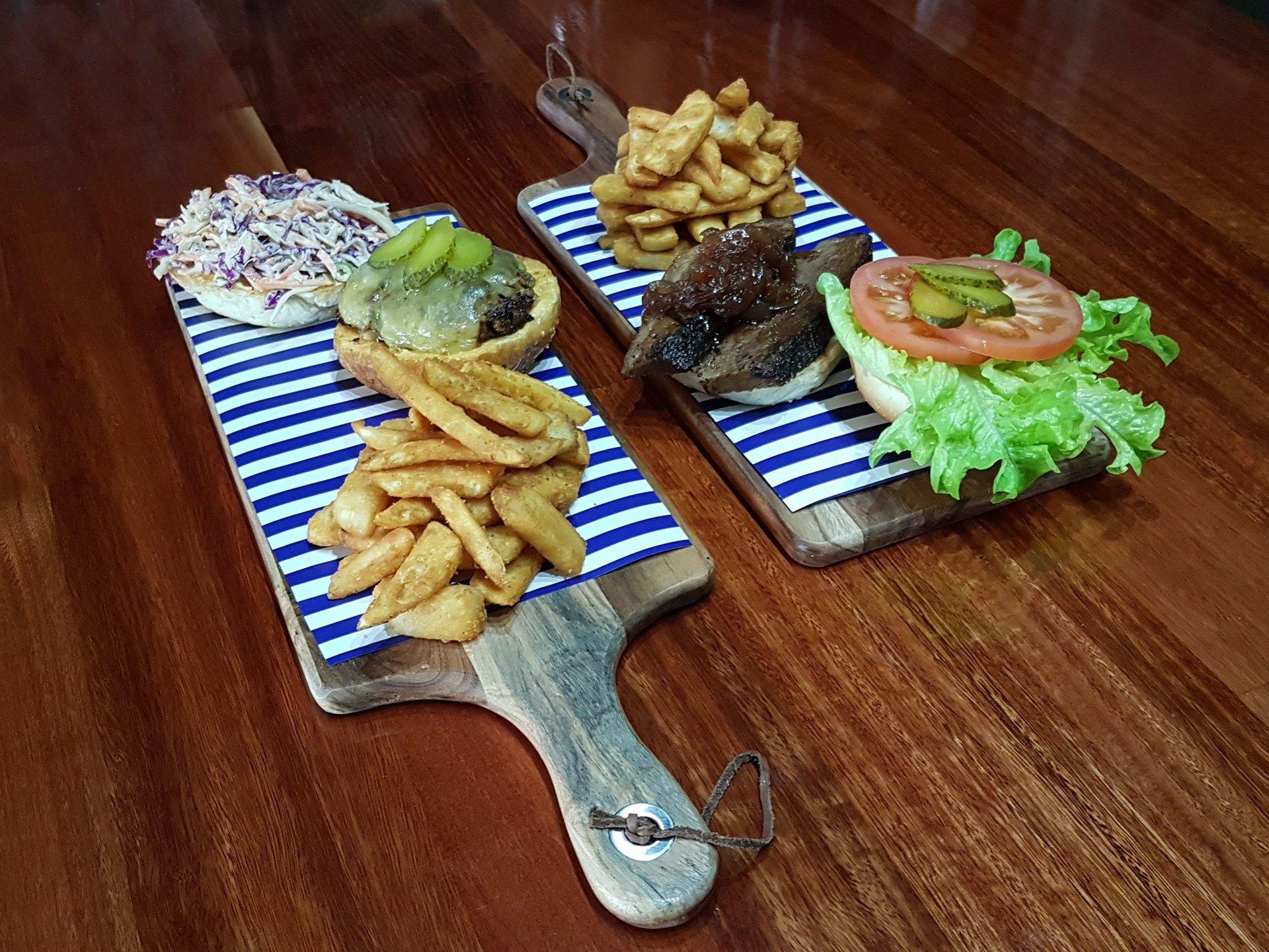 Chop 'n Chill Burgers