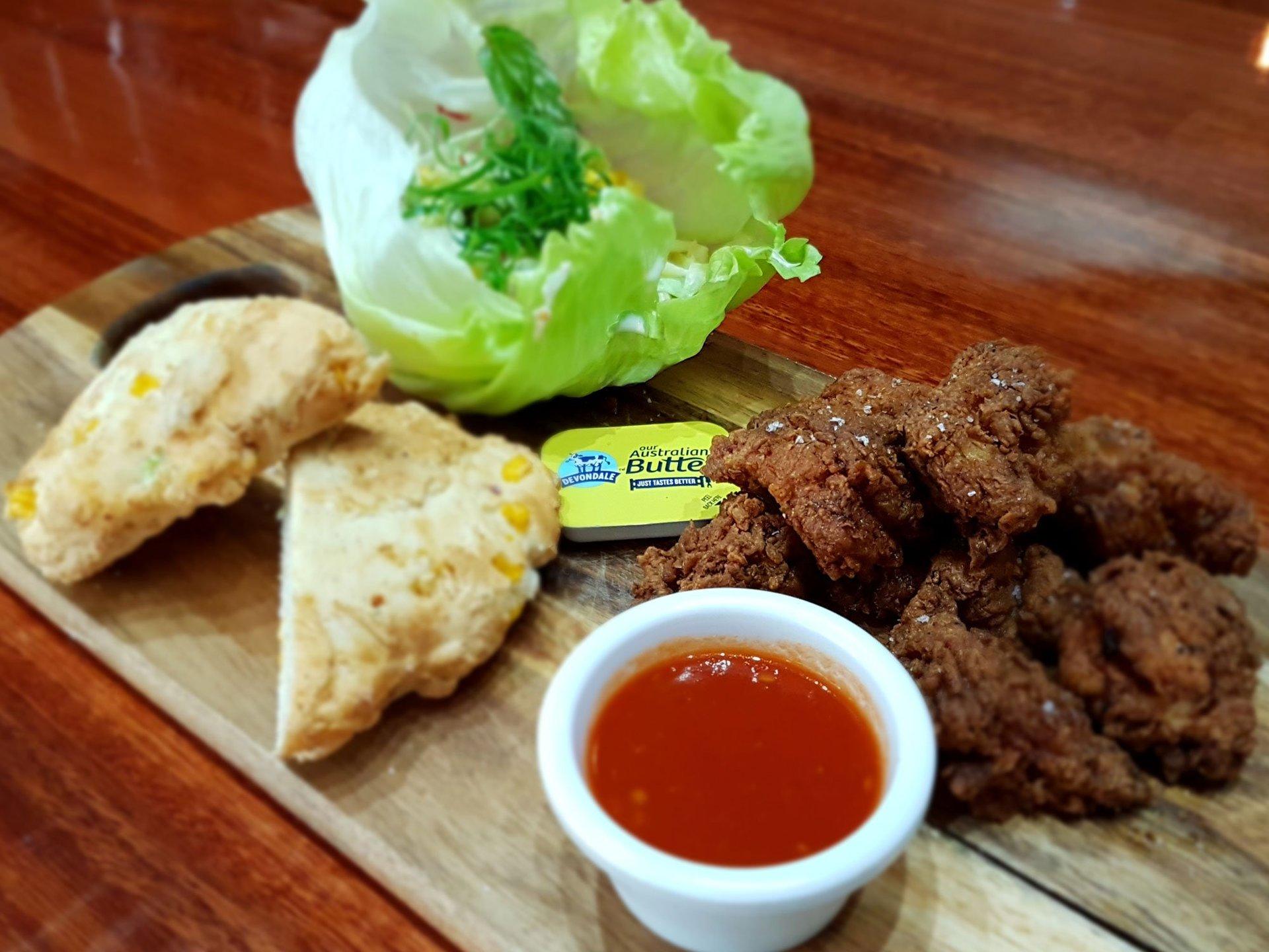 Chop 'n Chill - Buttermilk Chicken