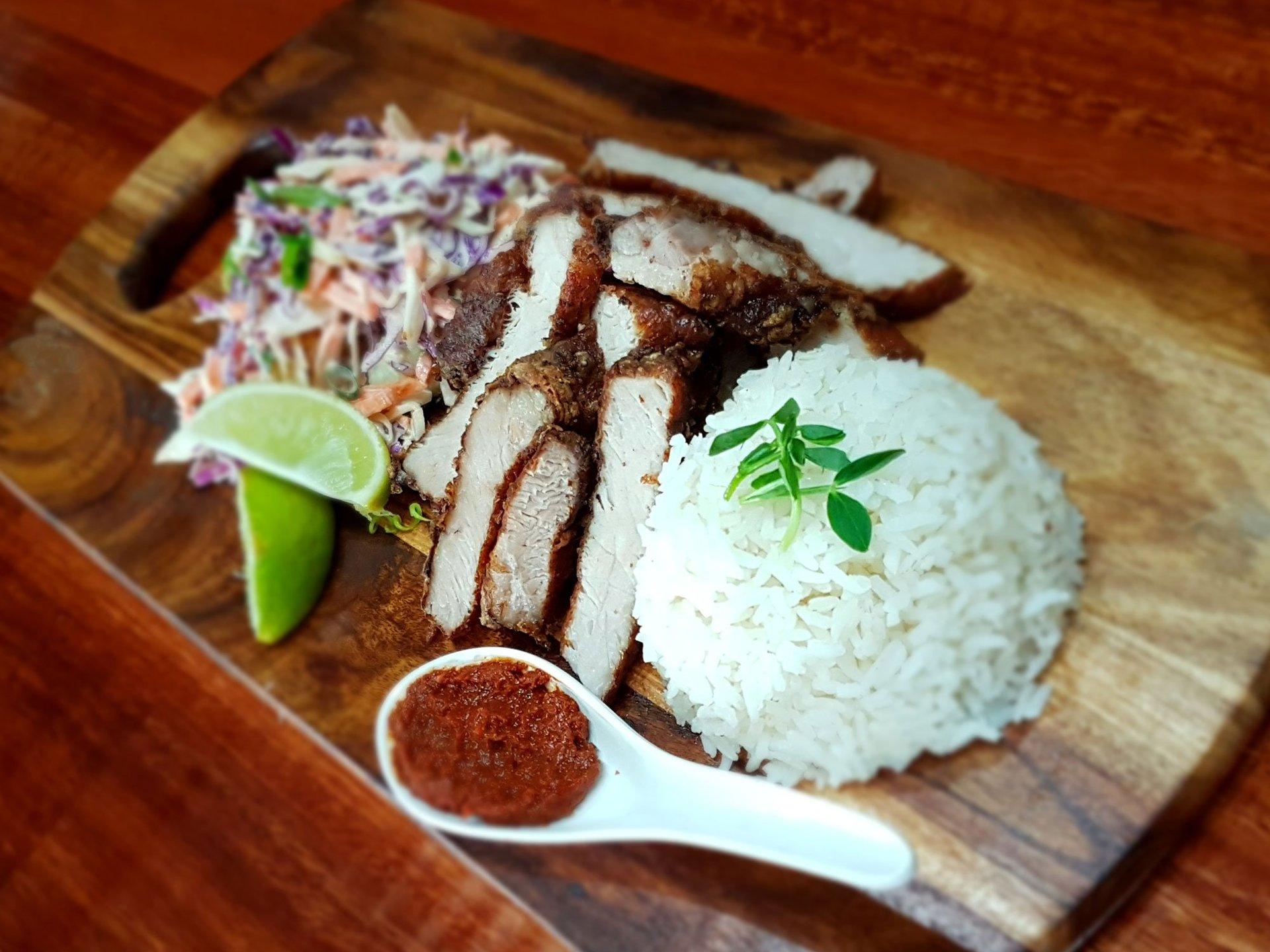 Chop 'n Chill - Taiwanese Pork