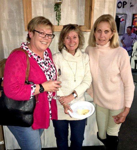 Networking promotion night - Sue Montgomery
