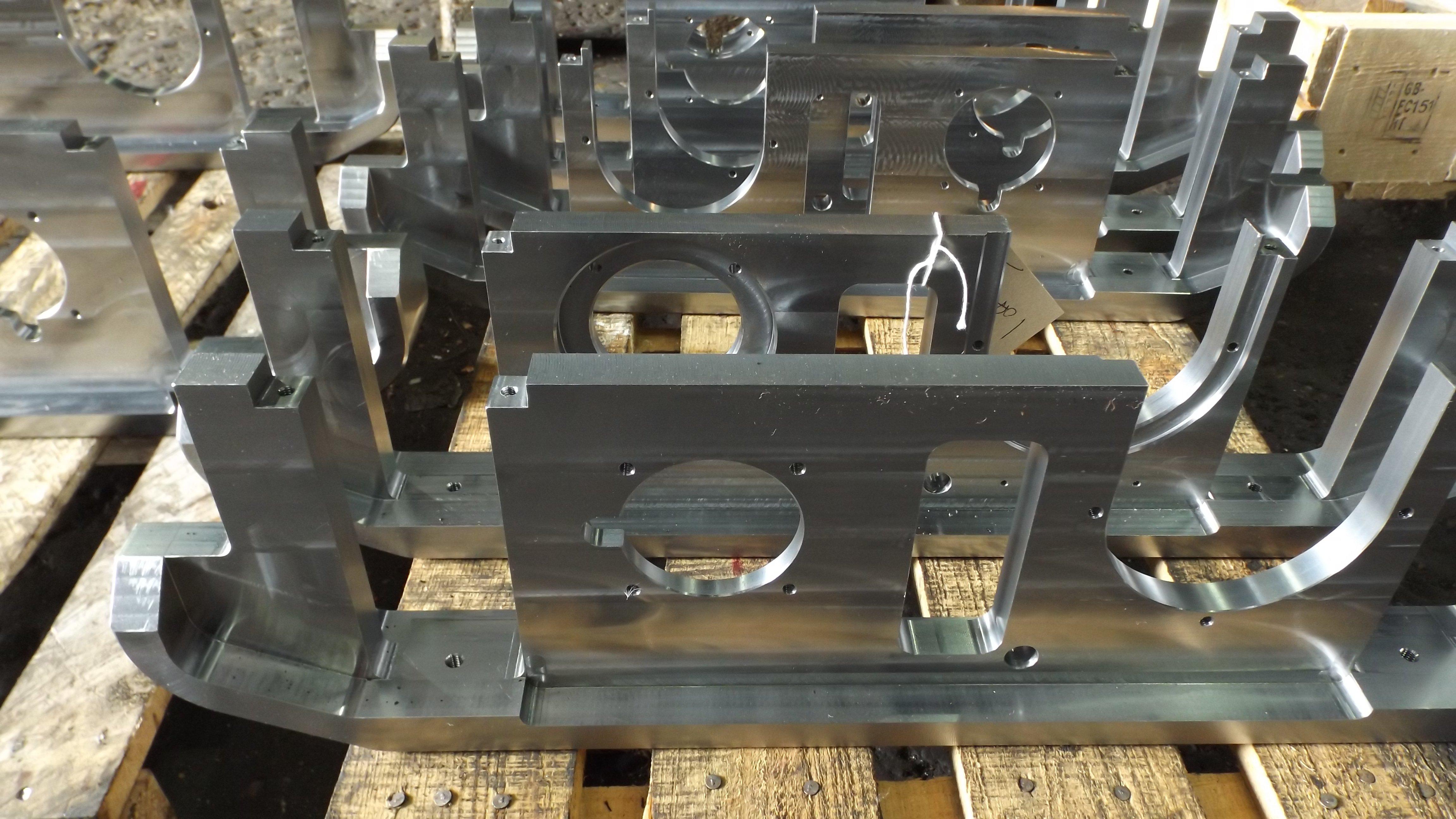 metal hardening work