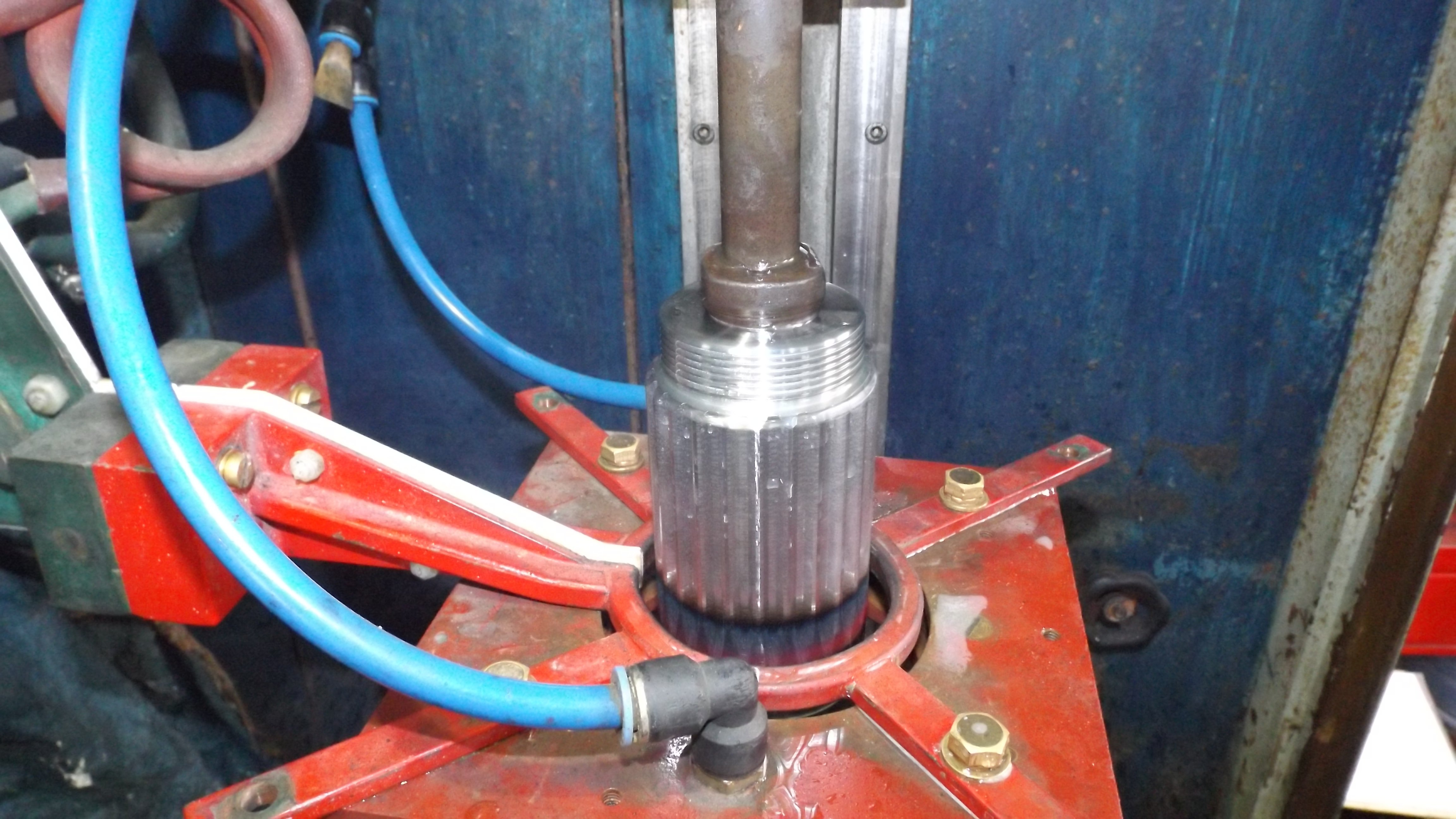 induction heat treatment