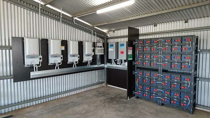 multiple electricity inverters