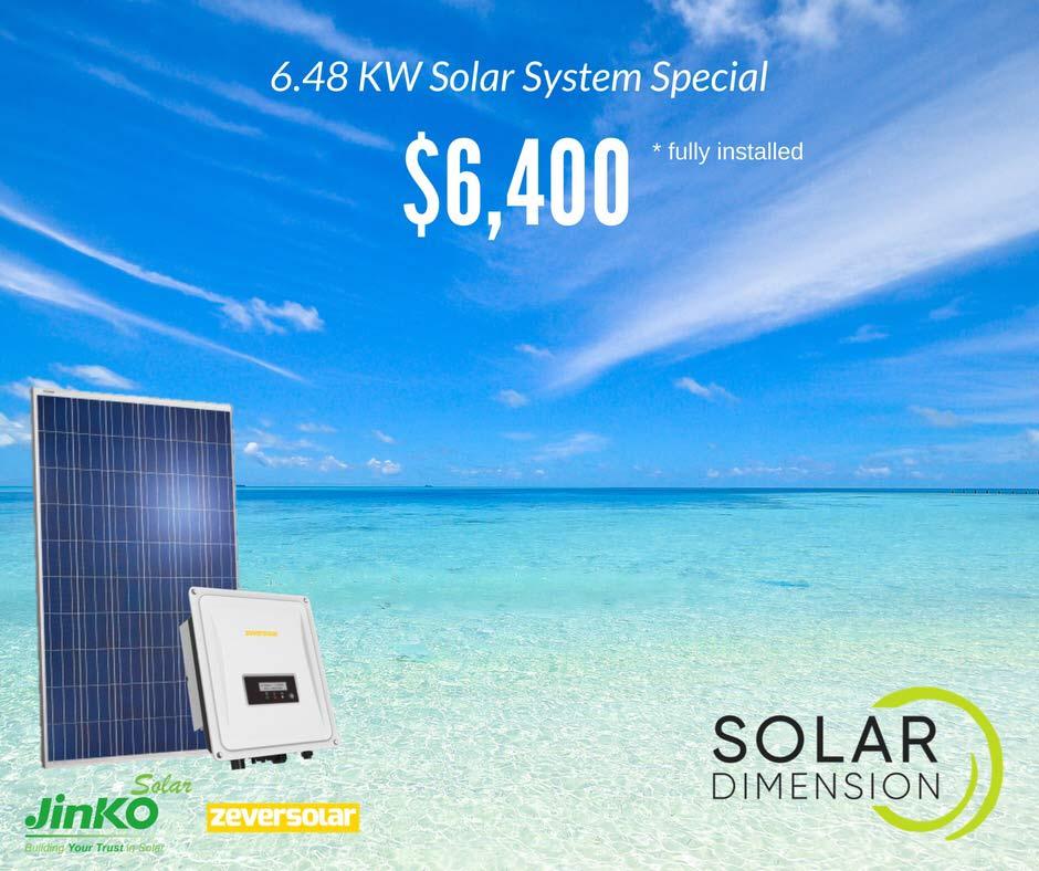 solar energy systems deal