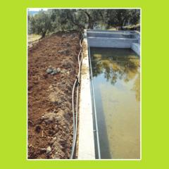 servizio; Irrigazione