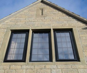 A large property with new uPVC windows and doors