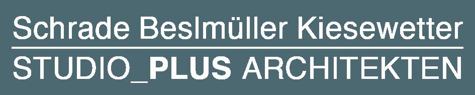Schrade Beslmüller Kiesewetter STUDIO_PLUS ARCHITEKTEN