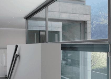 finestre in vetro per uffici