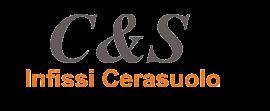 C&S infissi Cerasuolo logo