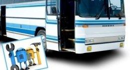 revisioni autobus, servizi di carrozzeria, lucidatura carrozzeria