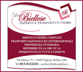 IMPRESA E TRASPORTI FUNEBRI LA BIELLESE - logo