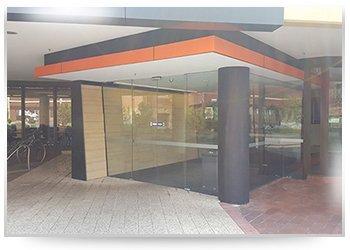 city glass tasmania pty ltd glass room