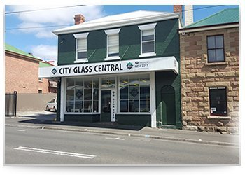 city glass tasmania pty ltd our business location