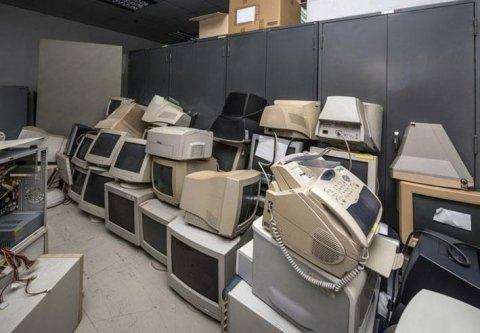 apparecchiature elettroniche ufficio