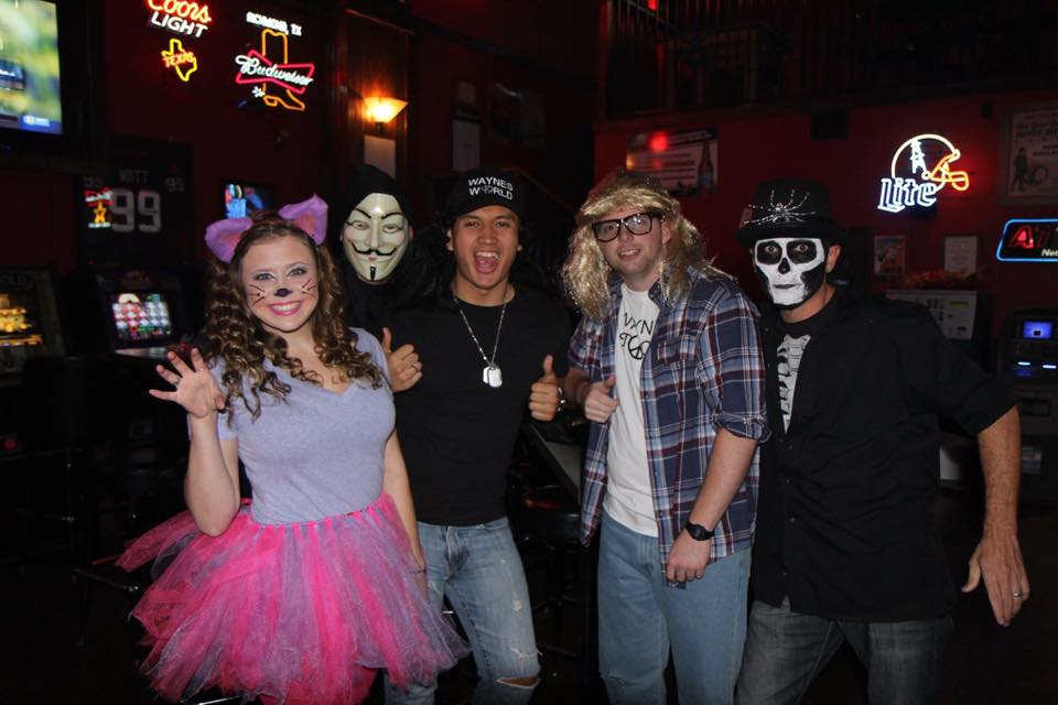 Halloween at The Lone Star Saloon | Country Western Saloon in Richmond, TX