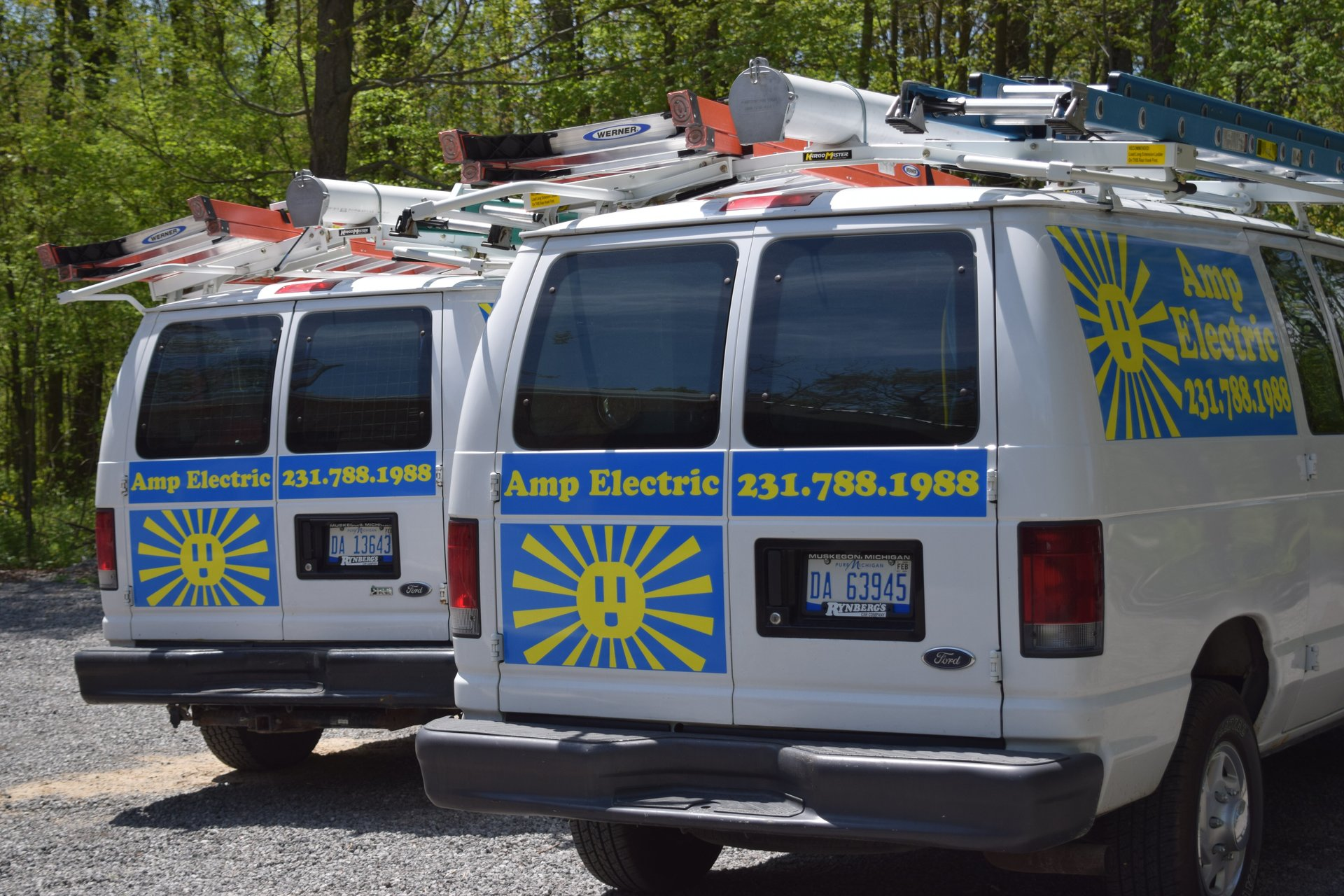 Amp Electric West Mi Electrician Electrical Services Norton Shores Cost To Replace Knob And Tube Wiring Is A Residential Or Commercial