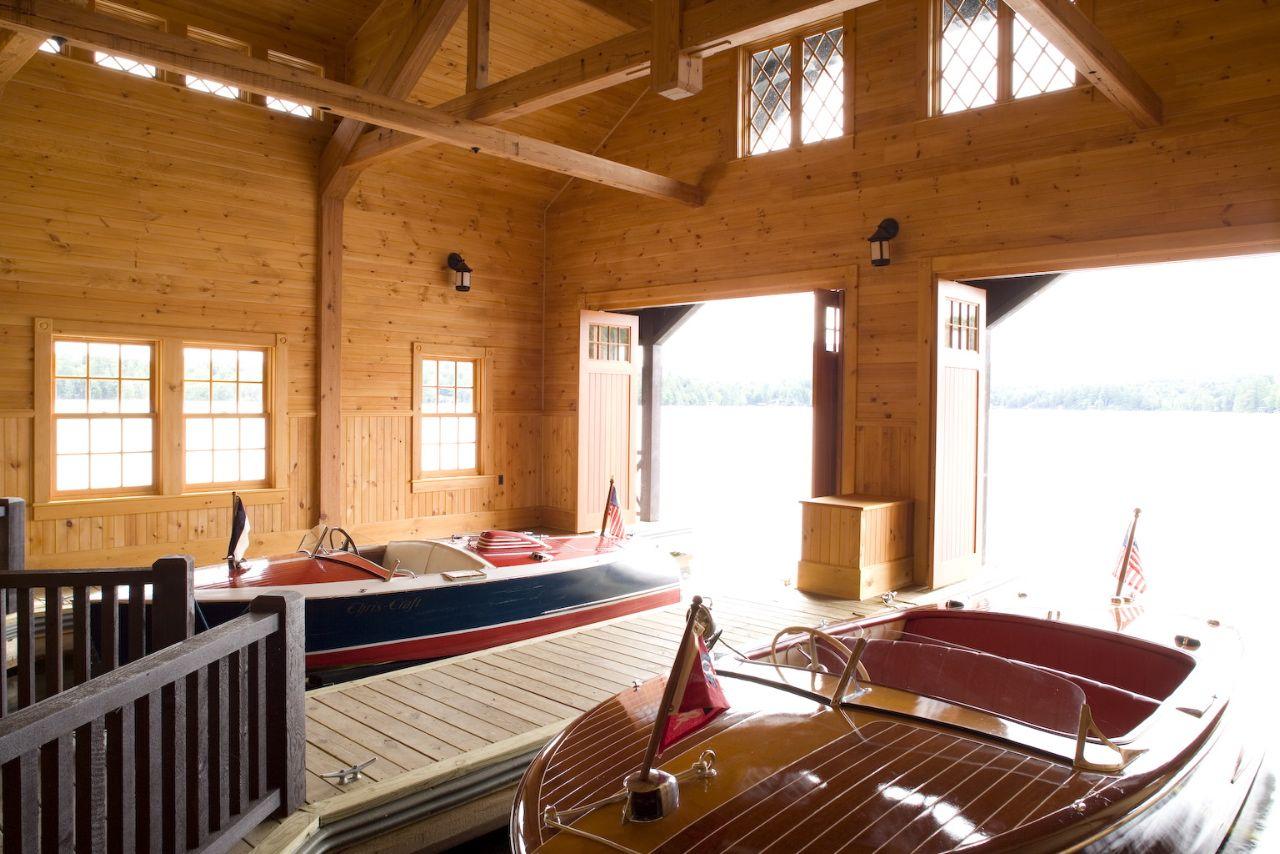 Boathouse Builder New York, NY