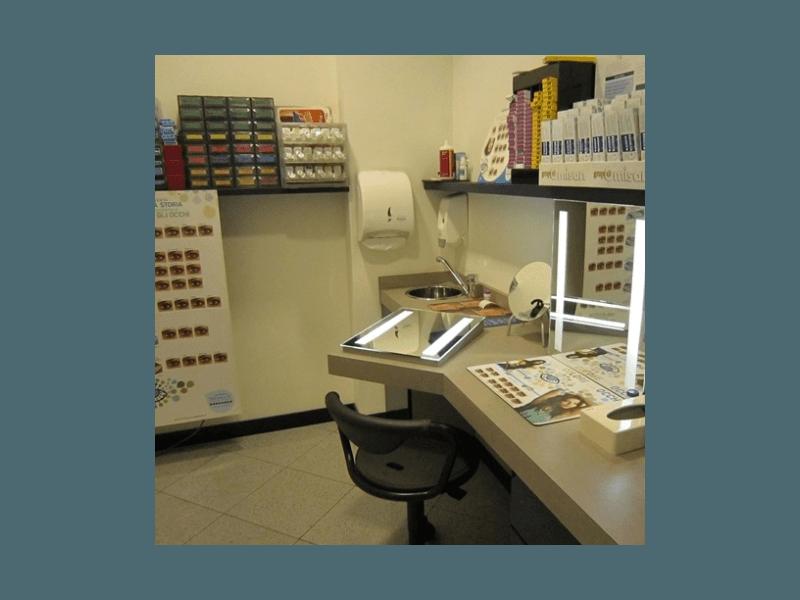 laboratorio ottico lecco